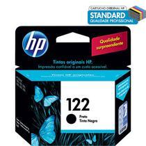 Cartucho HP 122 preto CH561HB HP CX 1 UN -