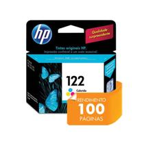 Cartucho HP 122 Tricolor 2ML - CH562HB