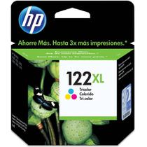 Cartucho HP 122 XL Tricolor Alto Volume - HP