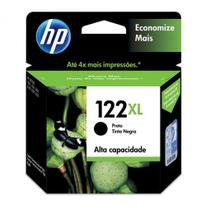 Cartucho HP 122XL Preto 8ml CH563HB
