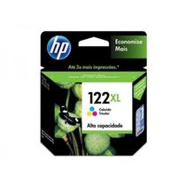 Cartucho HP 122XL Tricolor 7,5ML - CH564HB