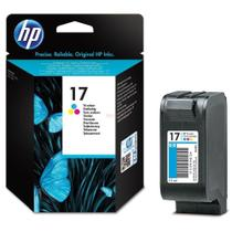Cartucho HP 17 Tricolor 15ml C6625A