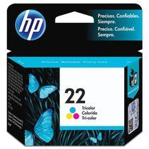Cartucho HP 22 Colorido Original (C9352AB) 13465 -