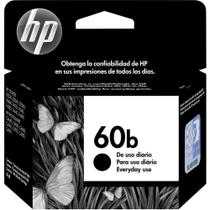 Cartucho HP 60 CC636WB Every Day Preto 4480 4580 4780