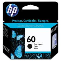 Cartucho HP (60) CC640WB - preto 4,5ml - serie 2530