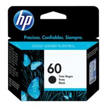 Cartucho HP 60 Preto 4ml CC640WB