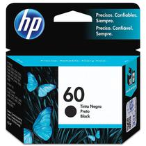 Cartucho HP 60 Preto Original (CC640WB) 13984
