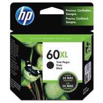 Cartucho HP 60 XL Preto Original (CC641WB) 14542