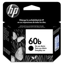 Cartucho HP (60B) CC636WB - preto 4,5ml - serie D2530/2545/2560/EVERYDAY