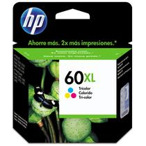 Cartucho HP (60XL) CC644WB - cores 15,5ml - serie 2530