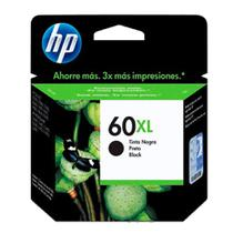 Cartucho HP 60XL Preto 12ml CC641WB