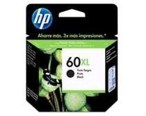 Cartucho HP 60XL Preto 13,5ML - CC641WB