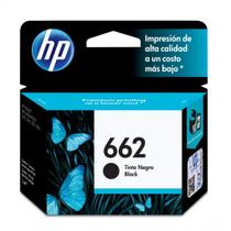 Cartucho HP 662 Preto 2ml CZ103AB