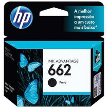 Cartucho HP 662 PRETO-CZ103AB 2ML