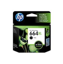 Cartucho HP 664XL F6V31AB-Preto