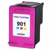 Cartucho Hp 901XL Cc656al Colorido para HP OfficeJet J4540 J4550 J4580 J4680 J4660 Tricolor - Microjet