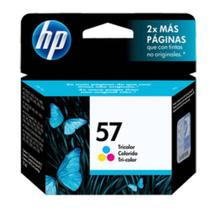 Cartucho Hp C6657ab Hp 57 Tricolor 18ml