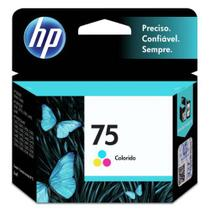 CARTUCHO HP CB337WB Nº 75 COLOR 3,5ML  HP