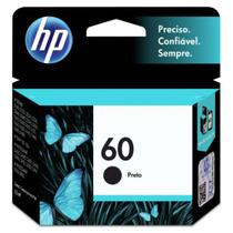 CARTUCHO HP CC640WB Nº 60 PRETO 4ML  HP