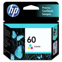 CARTUCHO HP CC643WB Nº 60 COLOR 3ML  HP