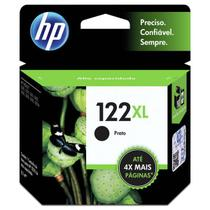 CARTUCHO HP CH563HB Nº 122 XL PRETO 8ML  HP