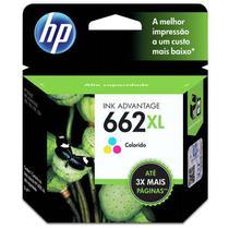 CARTUCHO HP CZ106AB Nº 662 XL COLORIDO 8ML  HP -