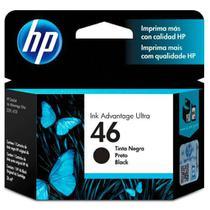 CARTUCHO HP CZ637AL Nº 46 PRETO 26ML  HP -
