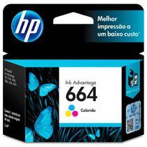CARTUCHO HP F6V28AB Nº 664 COLORIDO 2ML  HP -