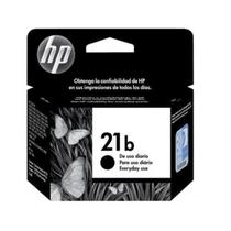 Cartucho Impressora Hp21b Deskjet Officejet Printer Scanner Copier Fax C9351bb Preto 5ml