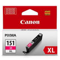 Cartucho Original Canon Cli151XL Cli-151xl Cli-151Xlm Magenta M Ix6810 11ml Alto Rendimento -