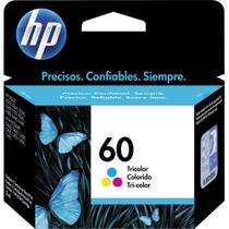 Cartucho Original HP  60 Color CC643WB - 4480 / 4580 / 4780 / D110 / D1660