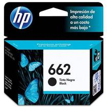 Cartucho Original HP 662 Preto