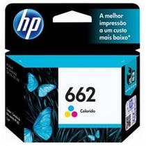 Cartucho Original HP 662xl Colorido Cz106ab HP Deskjet 1015 2516 2546 3516 3546 4645 2510 2540 8ml