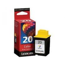 Cartucho Original Lexmark 15M120 15M0120 Color P122 P3100 X85 Z705 18ml -