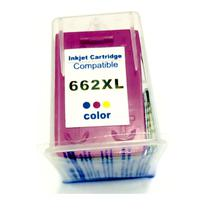 Cartucho Tinta  662XL CZ106A 10ML Colorido - Deskjet 1015 1515 1516 2515 2516 2545 Compativel HP - Novasupri