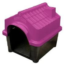 Casa Casinha Cachorro Plástica Desmontável N2 Pequena Mec - Mecpet