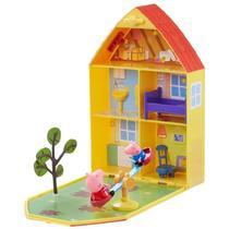 Casa com Jardim Peppa Pig - DTC 4206 -