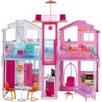 Casa da Barbie Real DLY32  Mattel