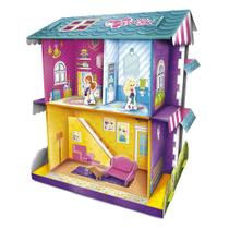 Casa de Boneca da Polly - 87425 - Barbie