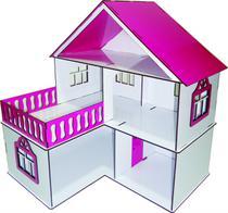 Casa de Bonecas Escala Polly Modelo July Sonhos - Darama -