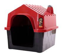 Casa de cachorro durahouse número 2 vermelha - Durapets -