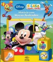 Casa Do Mickey Mouse, A - Historias Com Blocos Ilustrados - Dcl