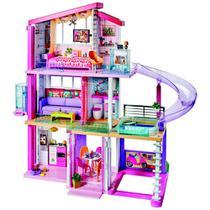 Casa dos Sonhos da Barbie com Acessórios - 75 Cm - Mattel -