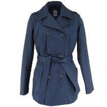 Casaco Térmico Feminino Trench Coat Broadway - AM - Fiero