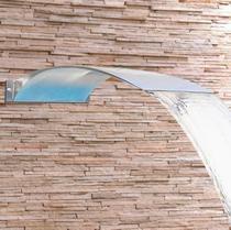 Cascata de Parede Angel em Aço Inox para Piscinas SODRAMAR -