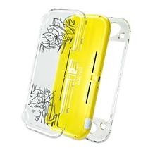 Case Acrílico e Película Vidro Nintendo Switch Lite Pokémon Sword - Oivo