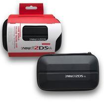 Case Bolsa Capa Protetora Estojo de Transporte Para Nintendo New 2ds Xl LL Preto - Outros