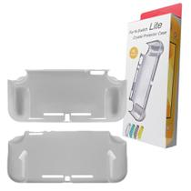 Case Crystal Protector Cinza Nintendo Switch Lite - For-N - Feir
