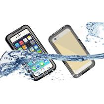 Case de Iphone 4/4S/5/5S A prova Dagua (Azul) - Sperk
