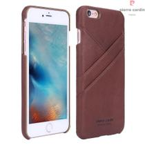 Case iPhone 6s 6 Plus Pierre Cardin VIP Leather